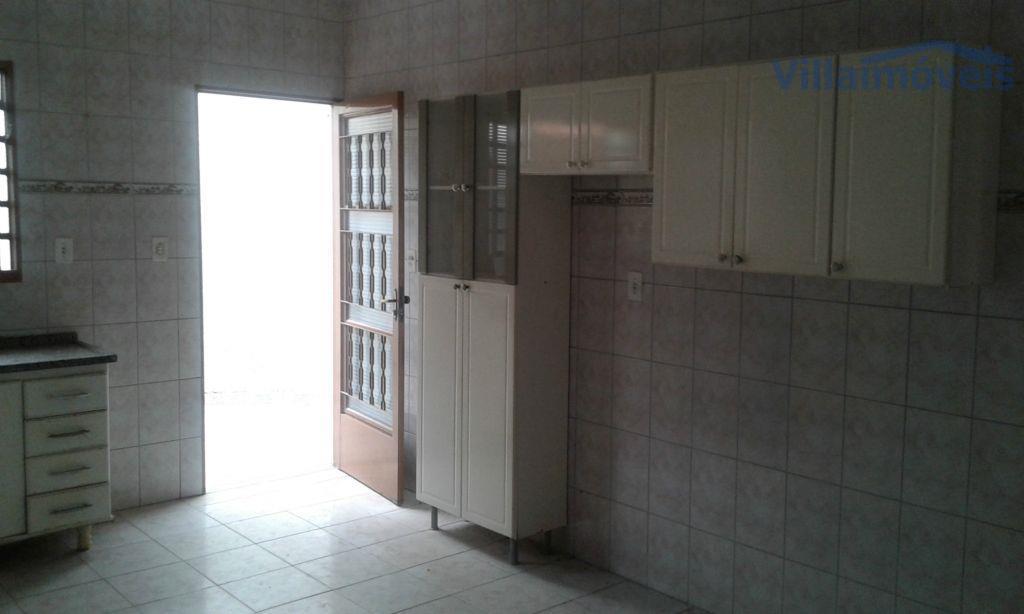 Casa residencial à venda, São Bernardo, Campinas - CA0636.