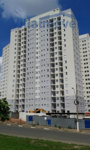 Apartamento residencial à venda, Vila Mimosa, Campinas - AP0812.