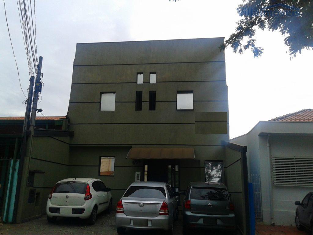 Sala comercial para locação, Bonfim, Campinas.