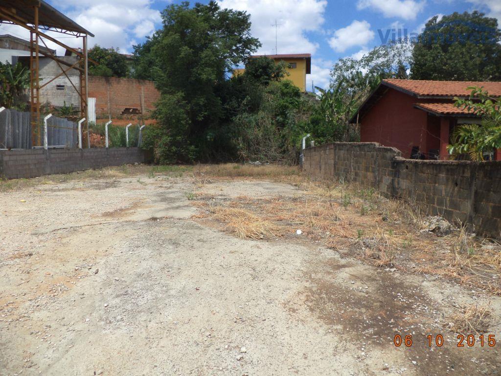 Terreno residencial à venda, Parque Jambeiro, Campinas - TE0118.