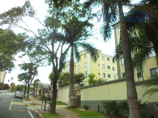 Apartamento residencial à venda, Vila Industrial, Campinas - AP1816.