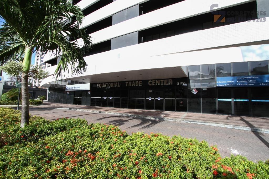Sala comercial à venda, Aldeota, Fortaleza.