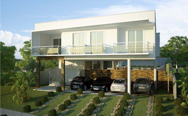 Casa residencial à venda, Eusébio, Eusébio - CA0100.