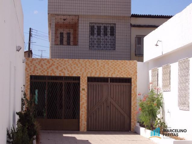 Casa comercial para locação, São Gerardo, Fortaleza - CA0274.