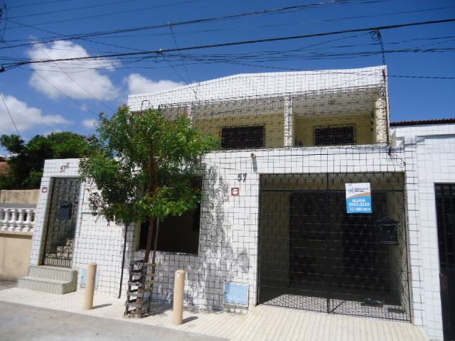 Casa residencial para locação, Álvaro Weyne, Fortaleza - CA0321.