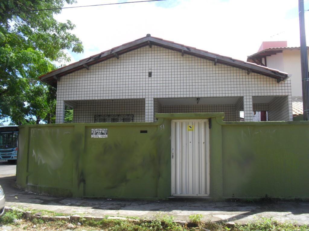 Casa residencial para locação, Edson Queiroz, Fortaleza - CA0337.