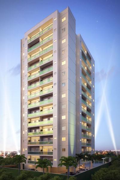 Apartamento residencial à venda, São Gerardo, Fortaleza.