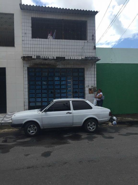 Casa residencial à venda, Álvaro Weyne, Fortaleza - CA0803.