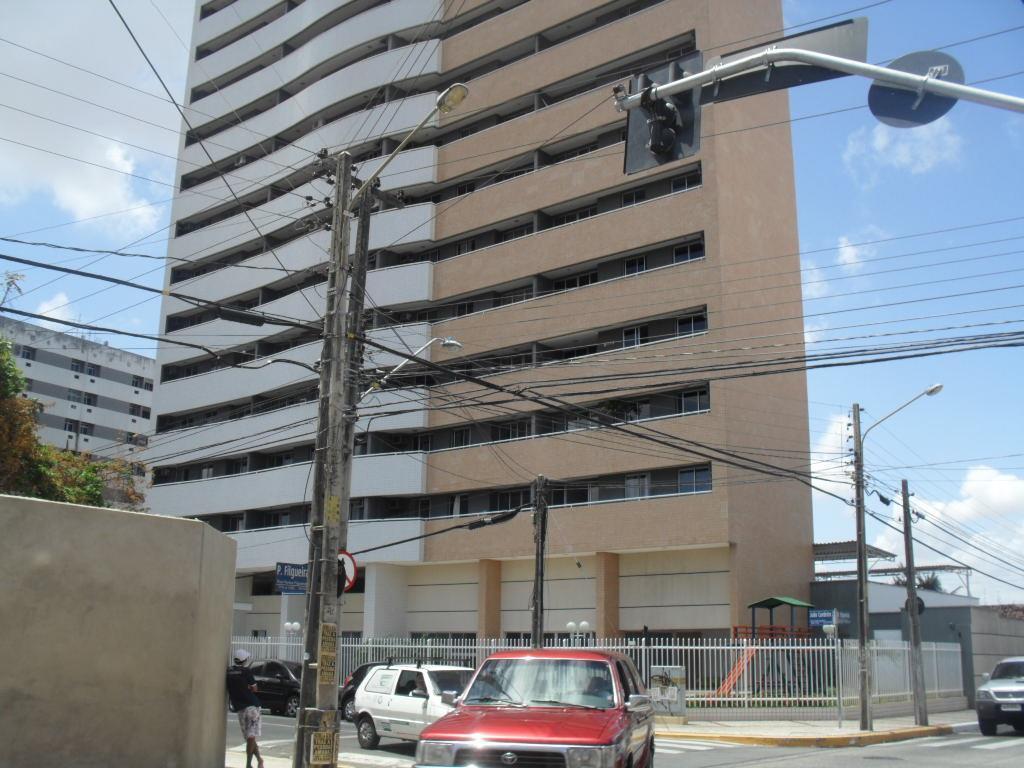 Apartamento residencial para locação, Praia de Iracema, Fortaleza - AP1955.