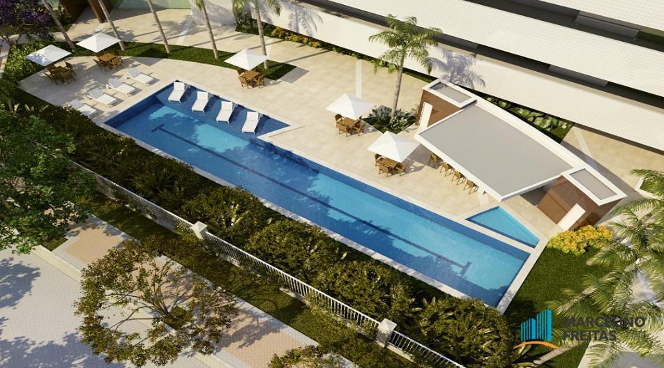 Apartamento residencial à venda, Papicu, Fortaleza - AP2137.