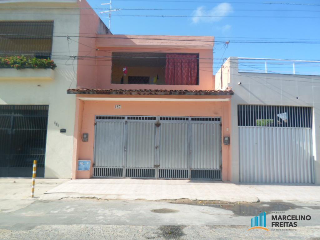 Casa residencial à venda, Álvaro Weyne, Fortaleza - CA1078.