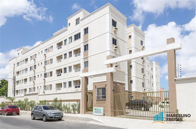 Apartamento residencial à venda, Parangaba, Fortaleza - AP2438.