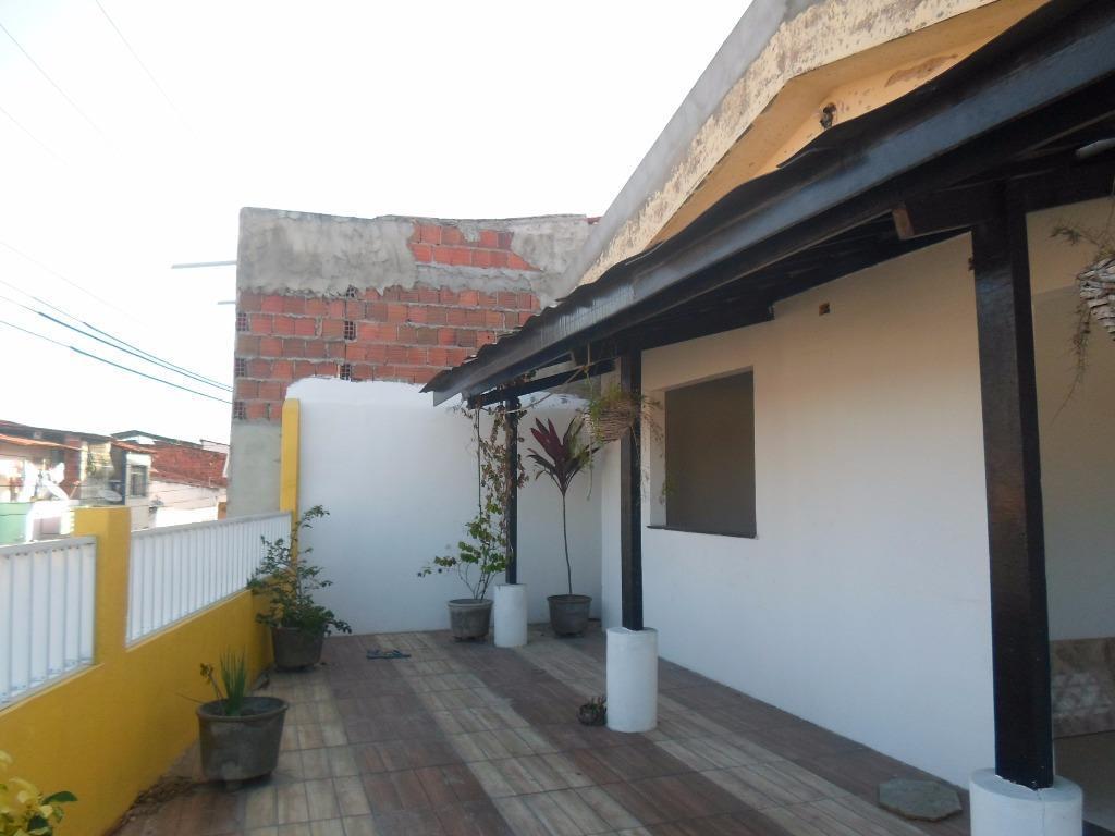 Casa residencial à venda, Barra do Ceará, Fortaleza - CA1160.