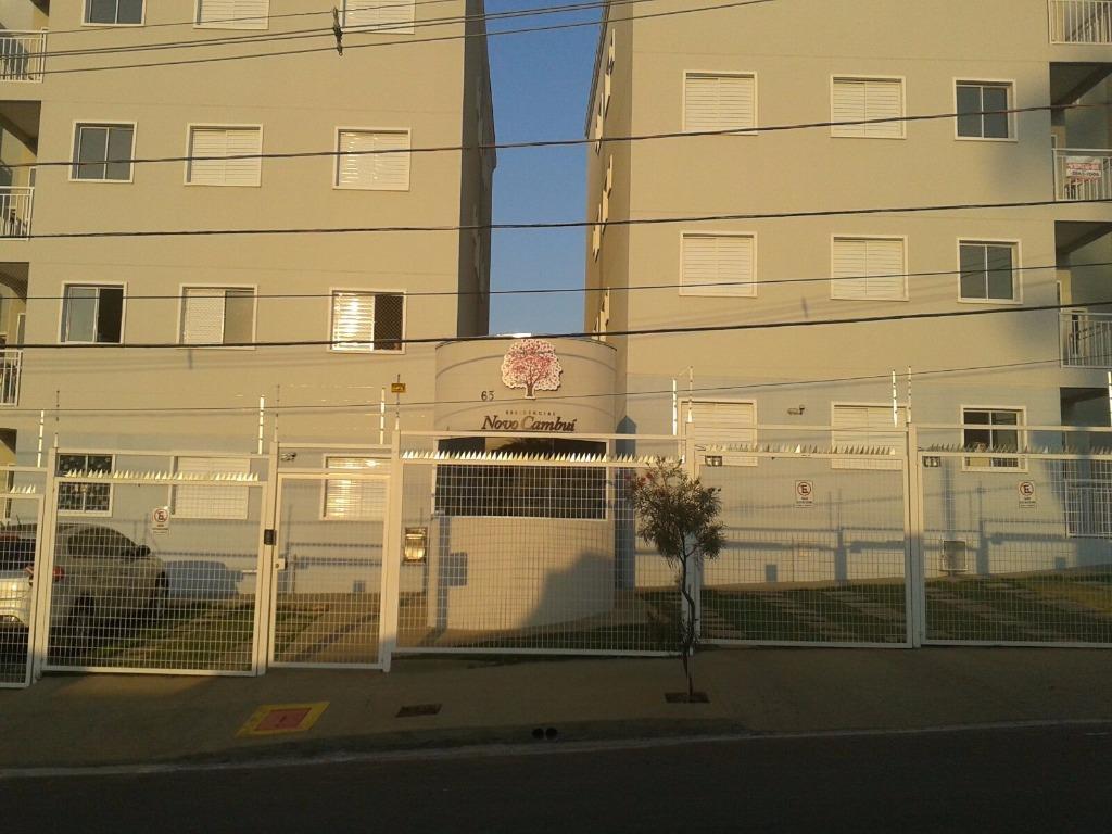 Apartamento residencial à venda, Jardim Novo Cambui, Hortolândia - AP2481.