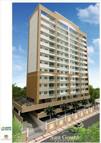 Apartamento residencial para locação, São Gerardo, Fortaleza - AP2485.