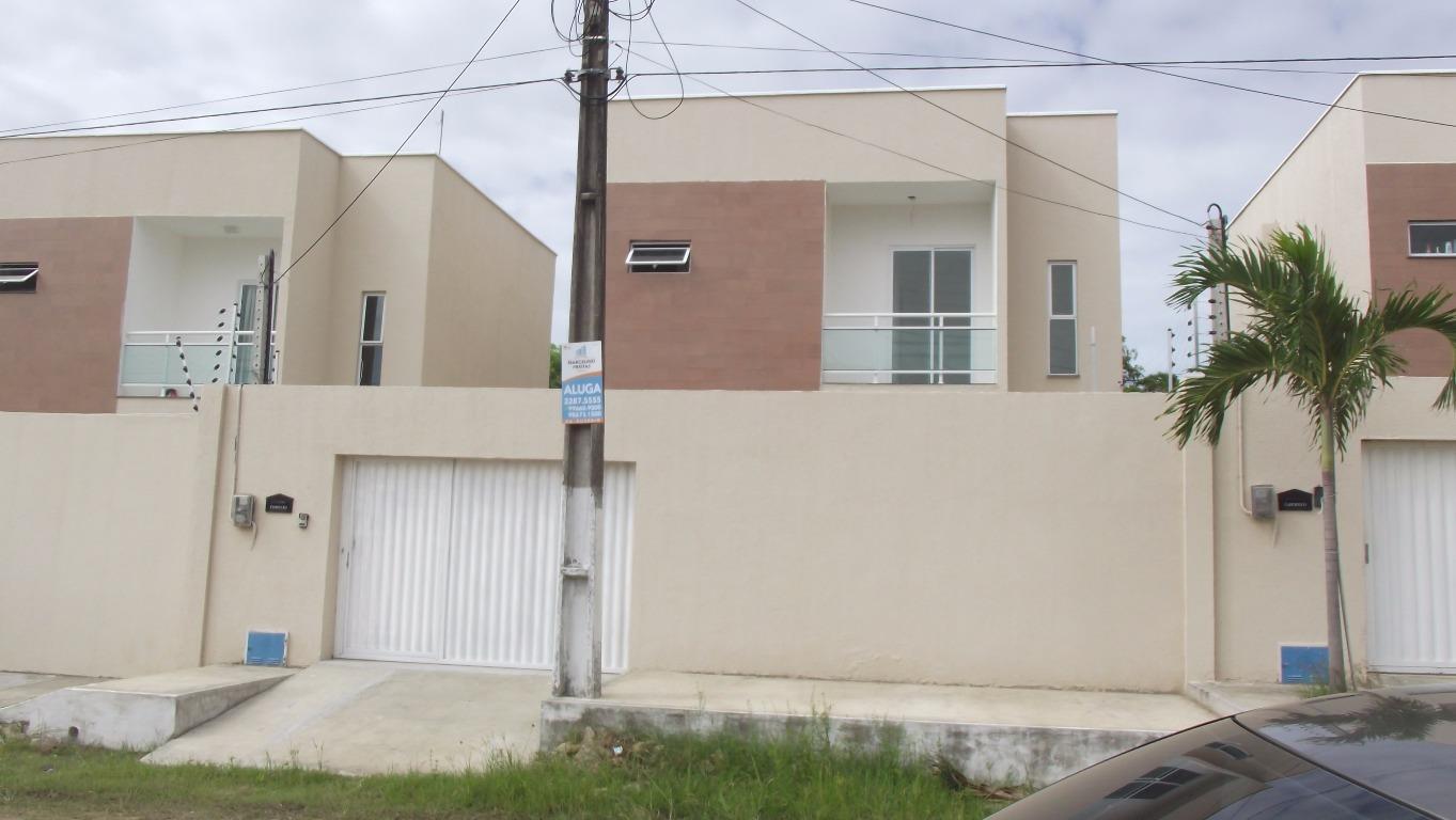 Casa residencial para locação, Tamatanduba, Eusébio - CA1218.