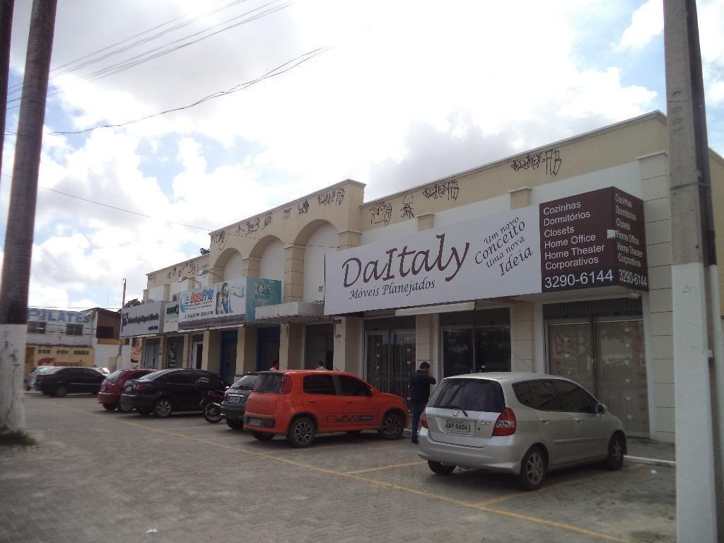 Loja comercial para locação, Parangaba, Fortaleza - LO0063.
