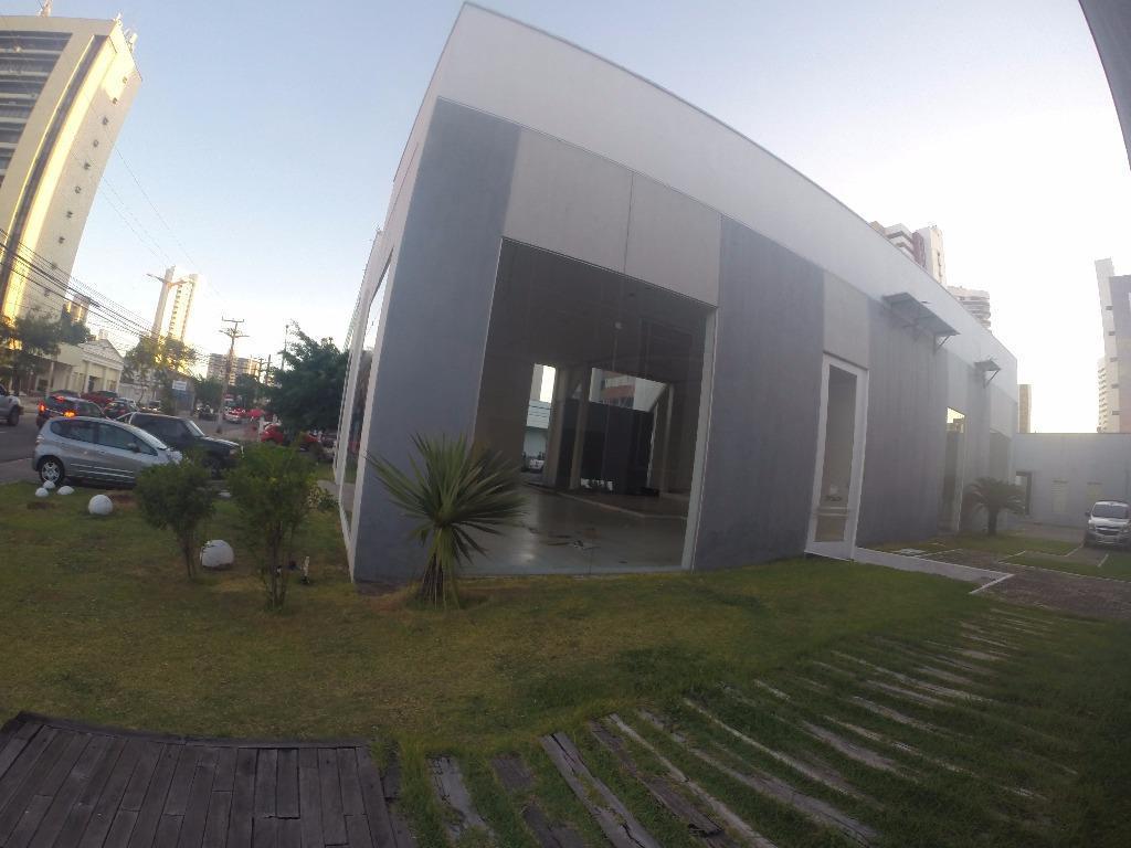 Loja comercial para locação, Dionisio Torres, Fortaleza - LO0072.