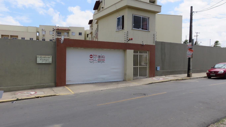 Apartamento residencial para venda e locação, Cigana, Caucaia.