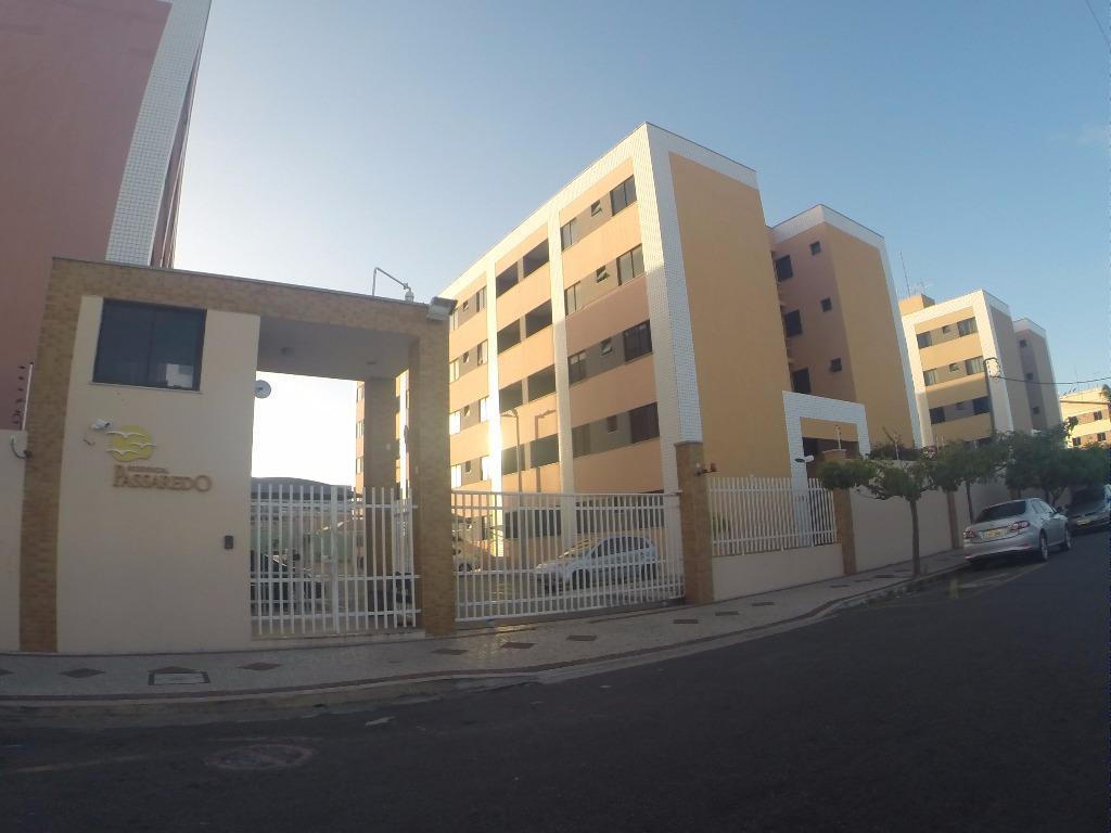 Apartamento residencial para locação, Barra do Ceará, Fortaleza - AP0945.