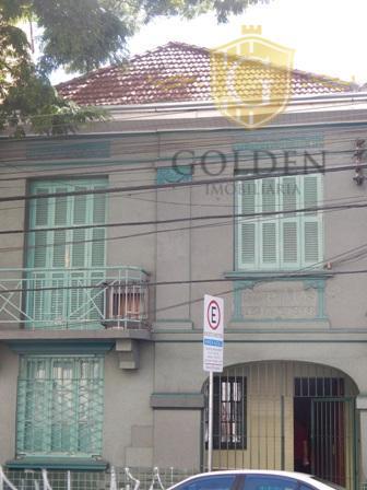 Casa comercial para venda e locação, Centro, Porto Alegre - CA0383.