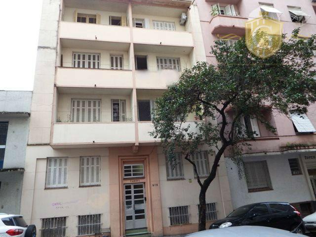 Apartamento residencial à venda, Centro, Porto Alegre - AP0950.