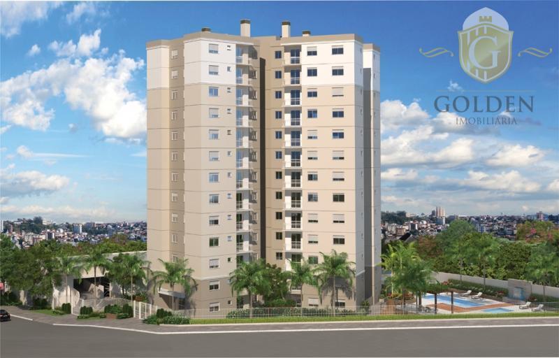 Apartamento  residencial à venda, Nossa Senhora das Graças, Canoas.