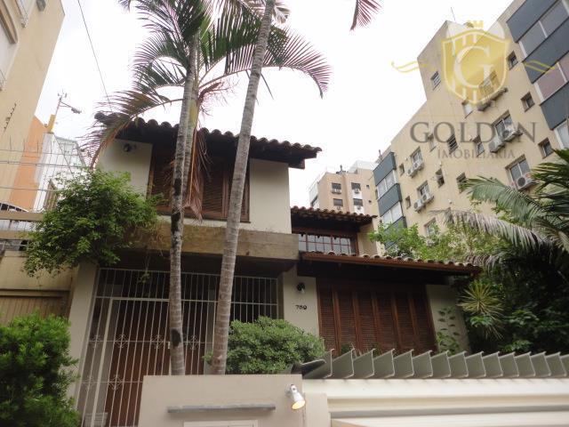 Casa residencial para locação, Mont Serrat, Porto Alegre.