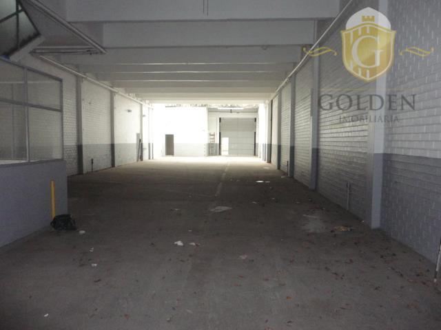 Pavilhão comercial para locação, Sarandi, Porto Alegre - PA0005.