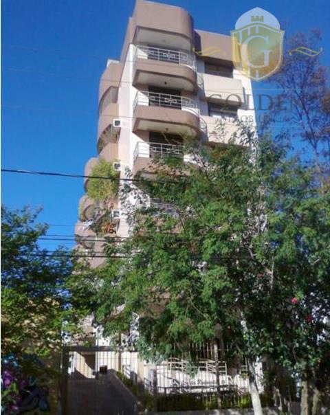 Apartamento residencial à venda, Santana, Porto Alegre - AP1055.