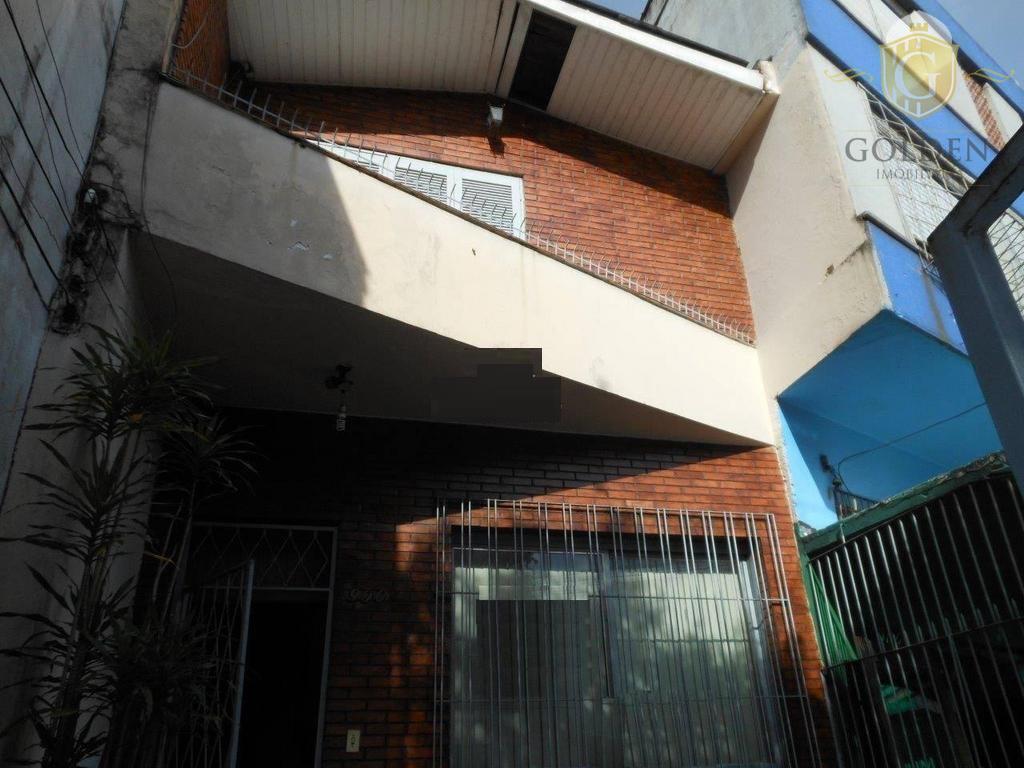 Casa residencial à venda, Cidade Baixa, Porto Alegre.