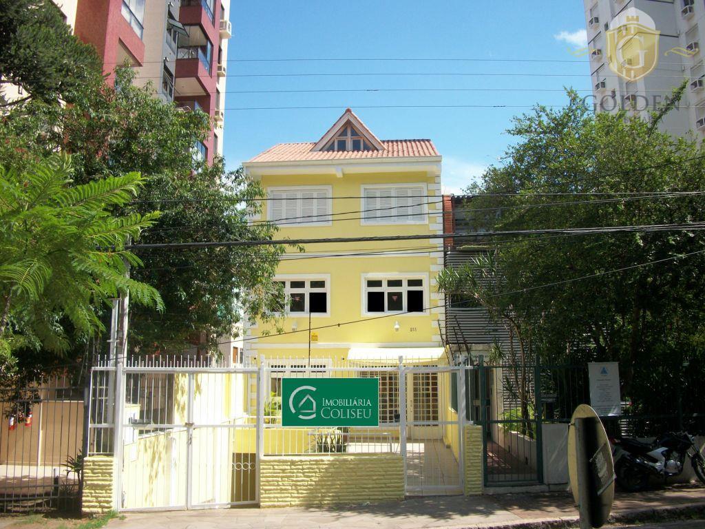 Casa comercial para locação, Rio Branco, Porto Alegre.