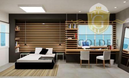 Apartamento de 2 quartos com vaga em Higienópolis  - NOVO, PRONTO