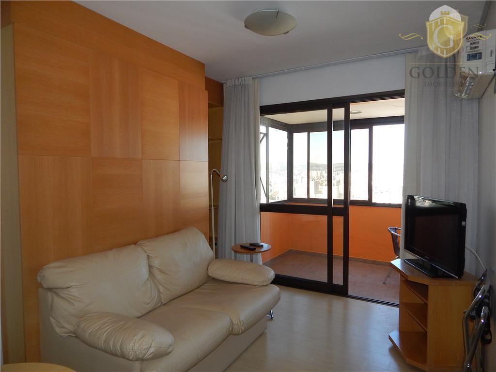 Apartamento Mobiliado, 1 Dormitório, na Ramiro Barcelos, Bairro  Independência, Porto Alegre.