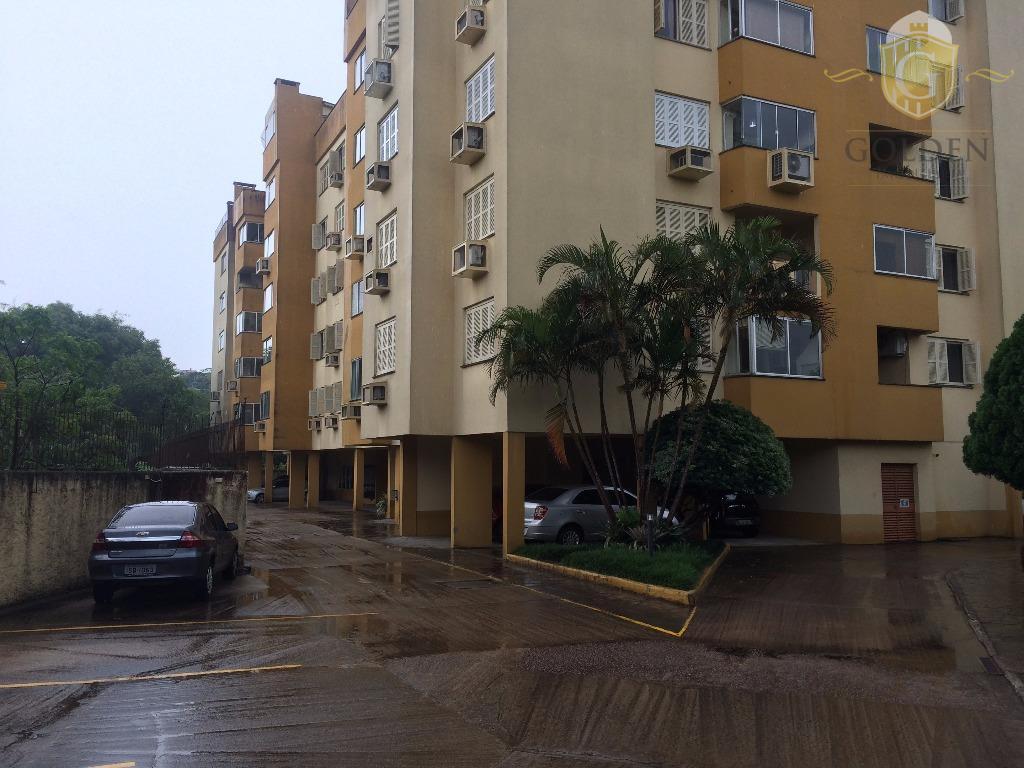 Apartamento residencial à venda, Nonoai, Porto Alegre.