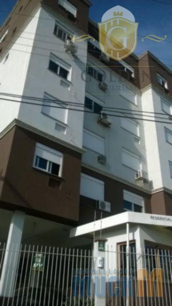 Apartamento Duplex residencial para venda e locação, Nossa Senhora das Graças, Canoas.
