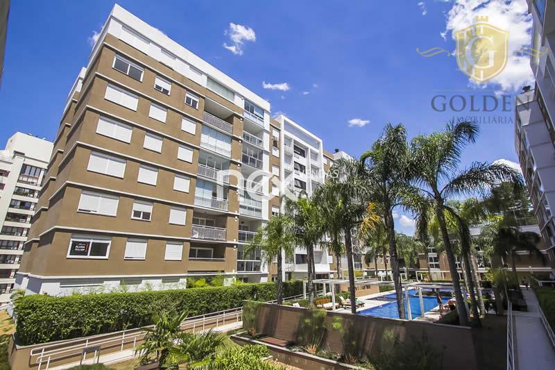 Apartamento 3 dormitórios com 2 vagas no bairro Jardim Itu Sabara