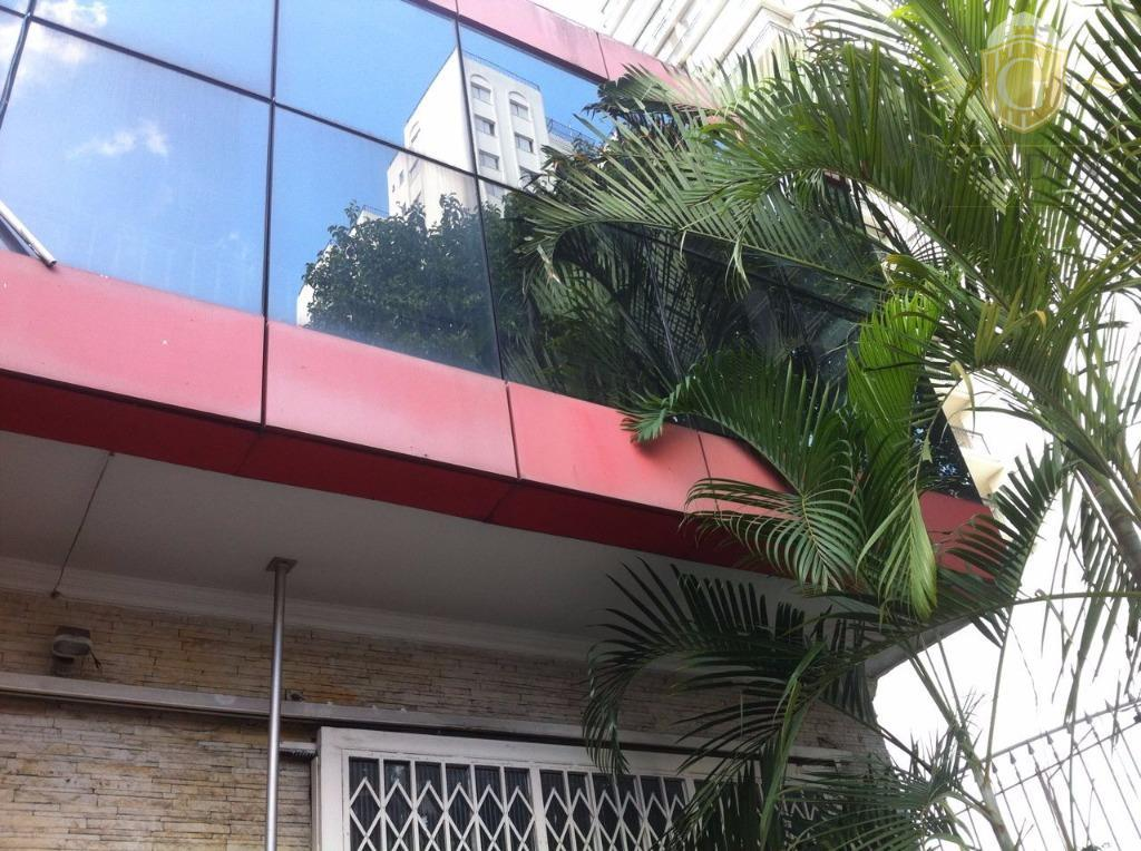 Casa comercial para locação, Campo Belo, São Paulo.