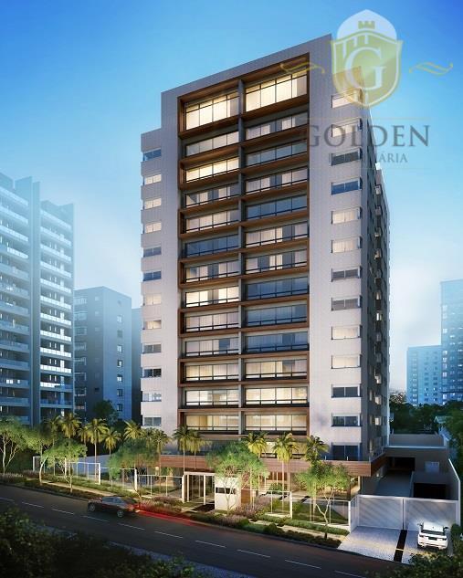 Apartamento residencial à venda, Auxiliadora, Porto Alegre - AP1169.