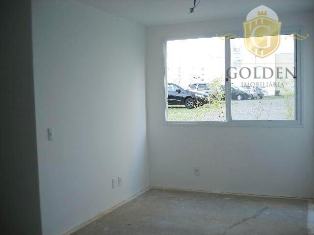 Apartamento 3 dormitórios com vaga de garagem no bairo Cristal
