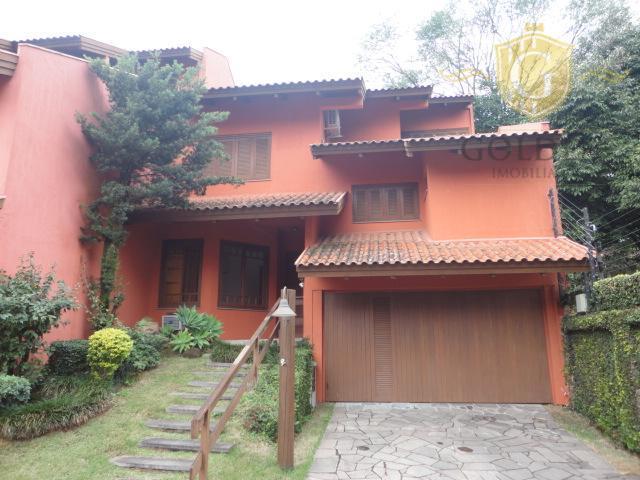 Sobrado residencial à venda, Três Figueiras, Porto Alegre.