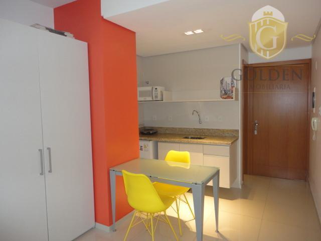 Flat  residencial para locação, Rio Branco, Porto Alegre.