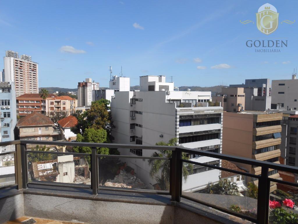 magnífica cobertura no coração do bairro petrópolis!posicionamento solar perfeito, arejada e com mais de 380 metros...