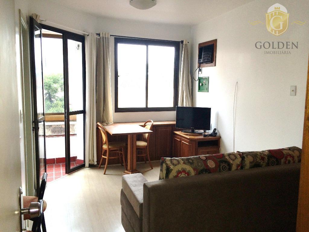Apartamento residencial para locação, Bom Fim, Porto Alegre - AP1020.