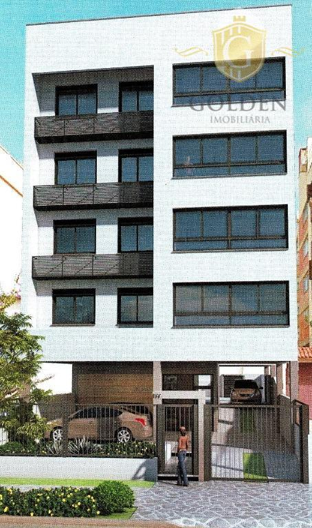 apartamento de 2 dormitórios com vaga de garagem no bairro Petrópolis