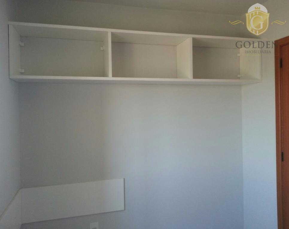 churrasqueirasalabanheiro socialcozinhaárea de serviçoarmários sob medidapiso porcelanato no living e laminado nos dormitóriosárea privativa 58,33m² e...