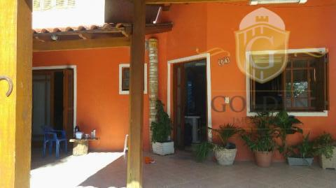 Sobrado residencial à venda, Harmonia, Canoas.