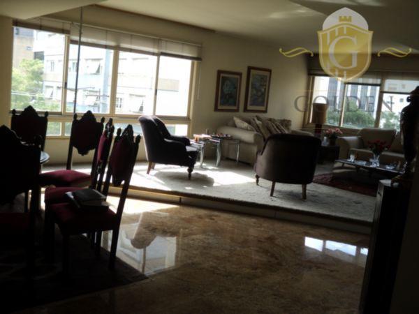 Apartamento residencial à venda, Moinhos de Vento, Porto Alegre.