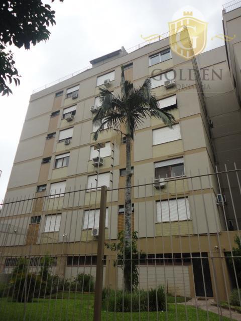 Apartamento residencial para venda e locação, Cristal, Porto Alegre.