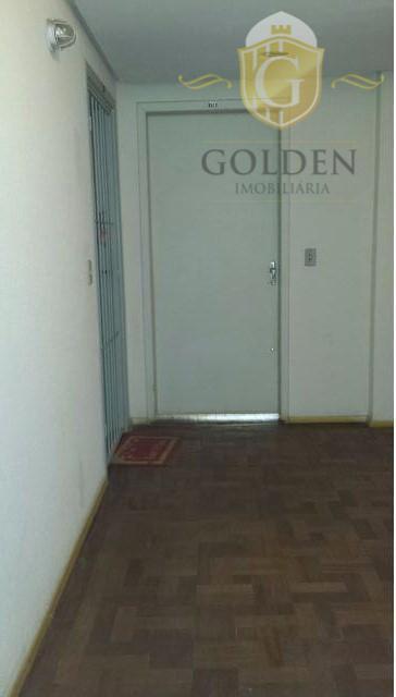 apto. com 1 suíte, sala e cozinha conjugadas, sacada e banheiro.o edifício possui portaria 24hs, monitoramento...